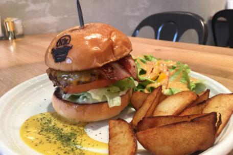 池下で絶品ハンバーガーが楽しめる!「The Burger Stand N's」