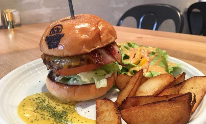 池下で絶品ハンバーガーが楽しめる!「The Burger Stand N's」 - Image uploaded from iOS 660x400
