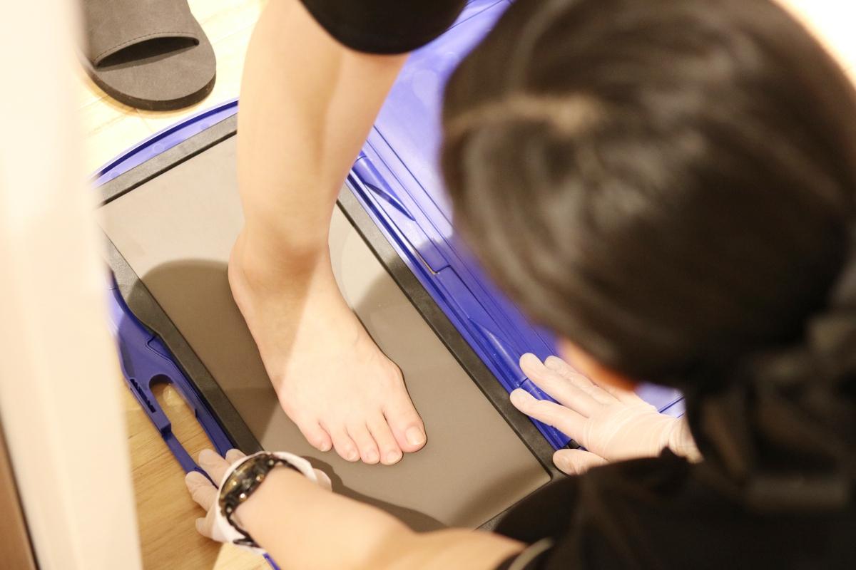 美と健康は足から整える!松坂屋南館『フットバランス』でフットケアを体験 - batch IMG 8695