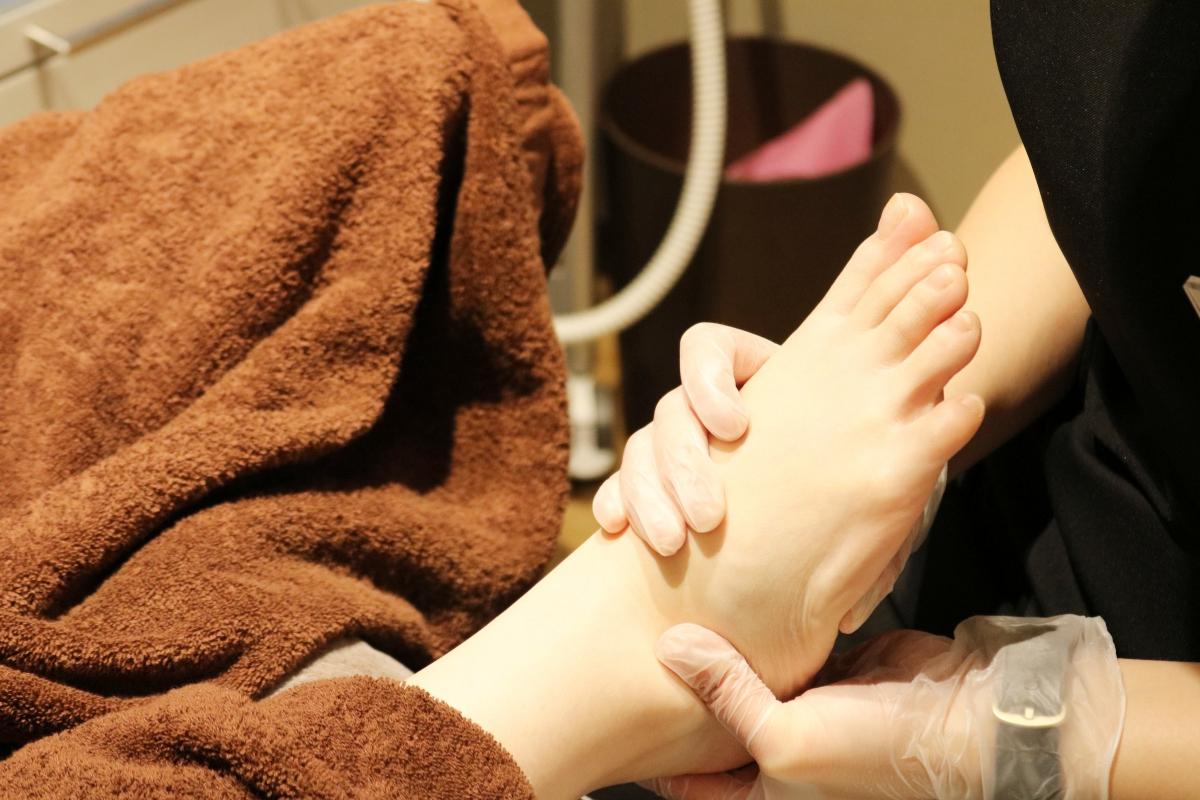 美と健康は足から整える!松坂屋南館『フットバランス』でフットケアを体験 - batch IMG 8886