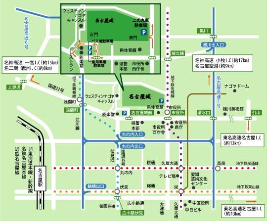 「金シャチ横丁」まもなくオープン!おすすめグルメスポットとアクセス方法をご紹介 - map shousai