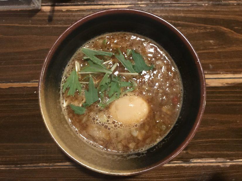 名駅でつけ麺食べるなら!濃厚な魚介豚骨スープがたまらない『麺屋 やま昇』 - IMG 1556 e1524844484454 827x620