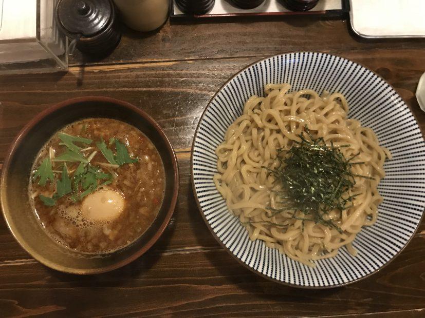 名駅でつけ麺食べるなら!濃厚な魚介豚骨スープがたまらない『麺屋 やま昇』 - IMG 5707 e1524844410157 827x620