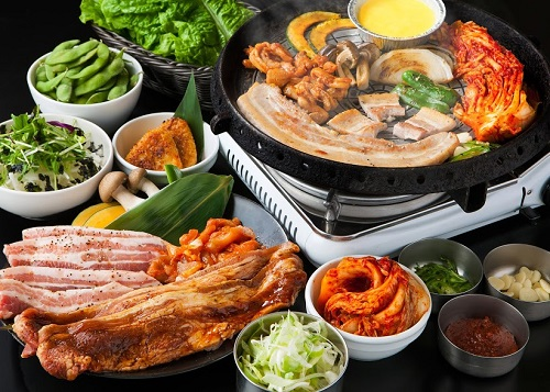 アスナル金山で楽しむ韓国BBQ!『クンサンソウル・ビアガーデン』4月27日から - main 1
