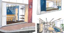 美濃加茂の空きビルをリノベーション。人々が集うコミュニティビル「MINGLE」 - mingle 1 210x110