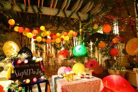 期間限定!フォトジェニックなアジアンリゾート空間で、美味しい料理に舌鼓『アジアン ビアガーデン』開催