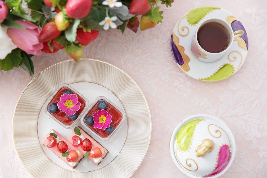 【イチゴが食べ放題!】『ストロベリーアフタヌーンティー』で贅沢にビタミン補給を - sub3 930x620