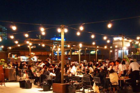 アスナル金山で楽しむ韓国BBQ!『クンサンソウル・ビアガーデン』4月27日から