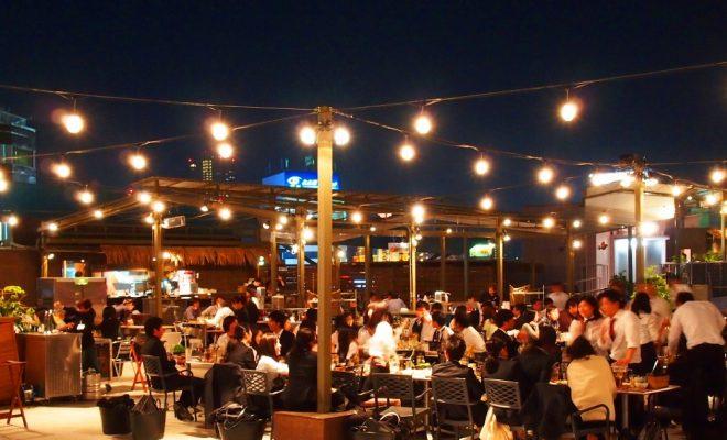 アスナル金山で楽しむ韓国BBQ!『クンサンソウル・ビアガーデン』4月27日から - sub4 1 660x400