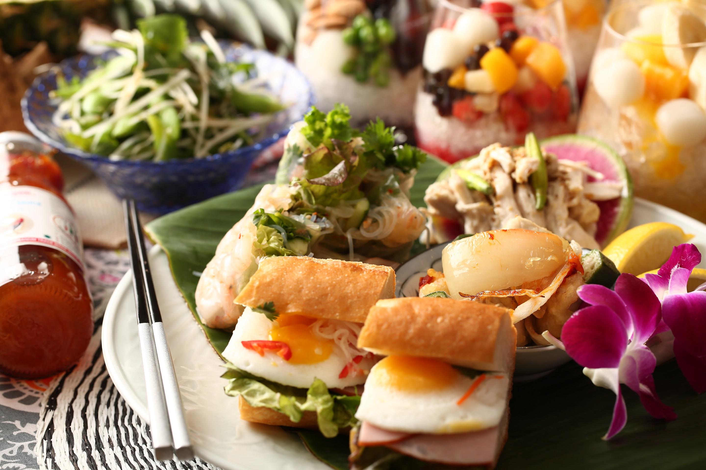 期間限定!フォトジェニックなアジアンリゾート空間で、美味しい料理に舌鼓『アジアン ビアガーデン』開催 - sub4 3