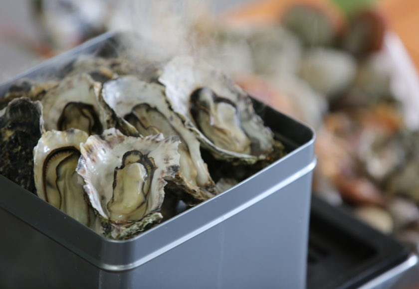 金シャチ横丁にビアガーデンがオープン!名古屋初の海鮮BBQ食べ放題&飲み放題 - 5D3 3460 840x580
