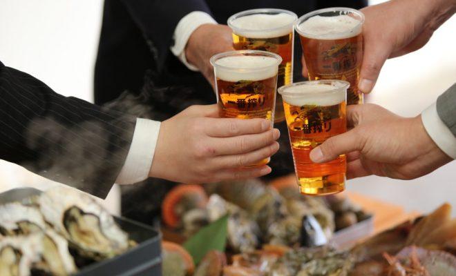 金シャチ横丁にビアガーデンがオープン!名古屋初の海鮮BBQ食べ放題&飲み放題 - 5D3 3503 1024x683 660x400