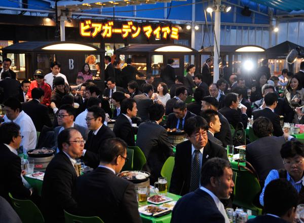 【2019年版】幹事必見!名古屋・栄・金山などの駅近ビアガーデン10選 - image3