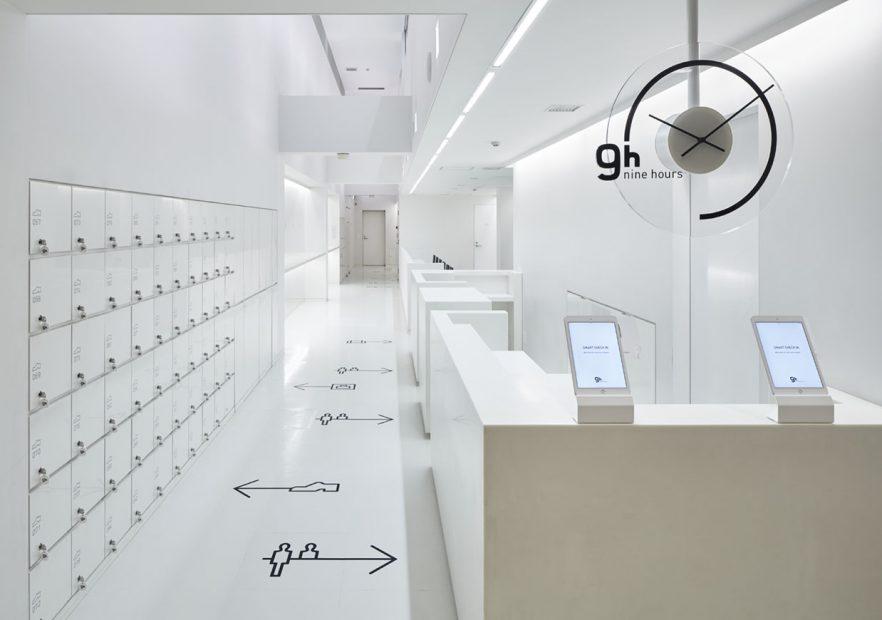 2019年、おしゃれなカプセルホテル「ナインアワーズ」が名古屋駅にオープンへ - kv1 1 882x620