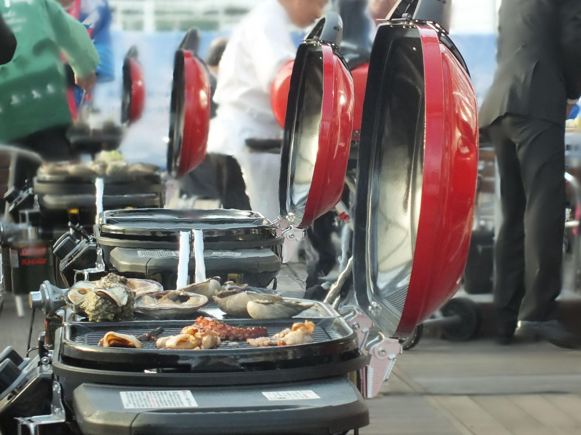知多の新鮮な食材を楽しめる!名鉄グランドホテル屋上のBBQビアガーデン - sub1 2