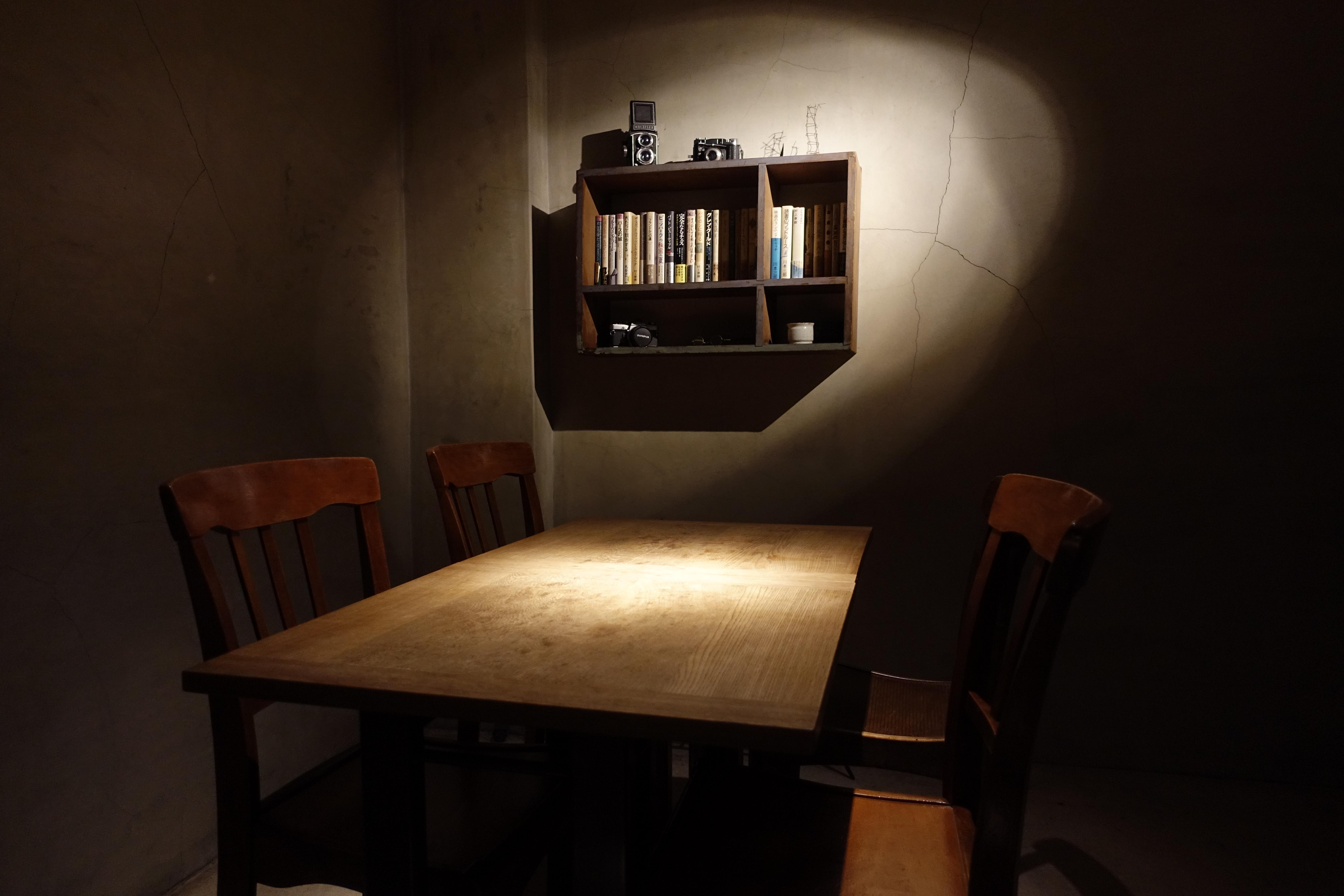 上質な音楽を楽しめる大人の隠れ家、藤が丘『JAZZ茶房 靑猫』 - DSC01040