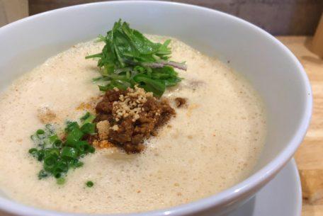 ラーメン好きも唸る味!名古屋駅から徒歩5分の鶏白湯ラーメン店『麺屋 獅子丸』