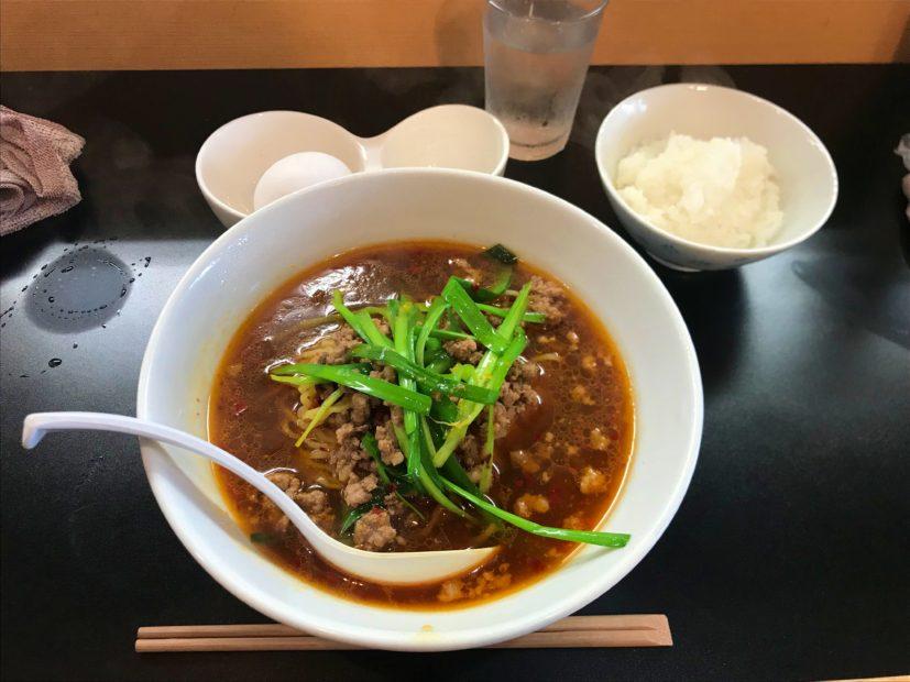 辛いラーメンが美味しい季節! 岐阜・柳津の台湾ラーメンといえば『棒太郎』で決まり - IMG 8485 827x620