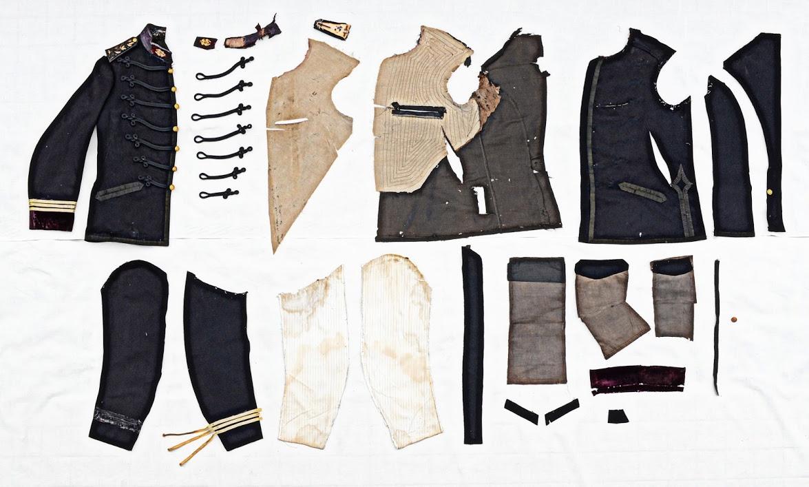 100年以上前の服を分解して、全身で学ぶ!「半・分解展」が名古屋で開催 - bunkaiten