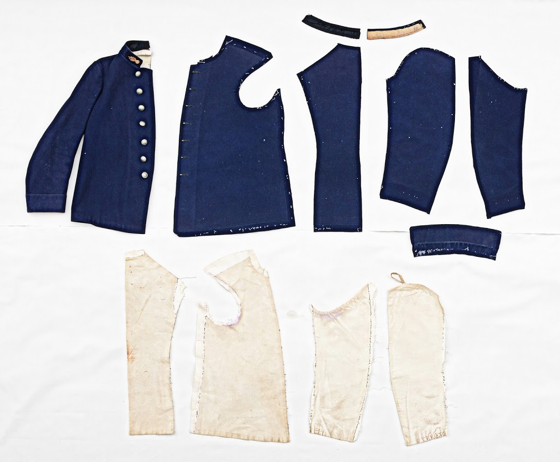 100年以上前の服を分解して、全身で学ぶ!「半・分解展」が名古屋で開催 - bunkaiten02