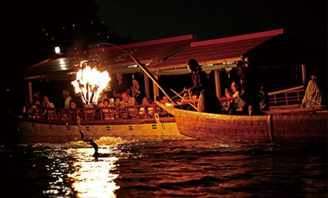 1300年続く漁法「木曽川うかい」を目の前で、犬山で夏の風物詩を楽しむ - nagoya 3