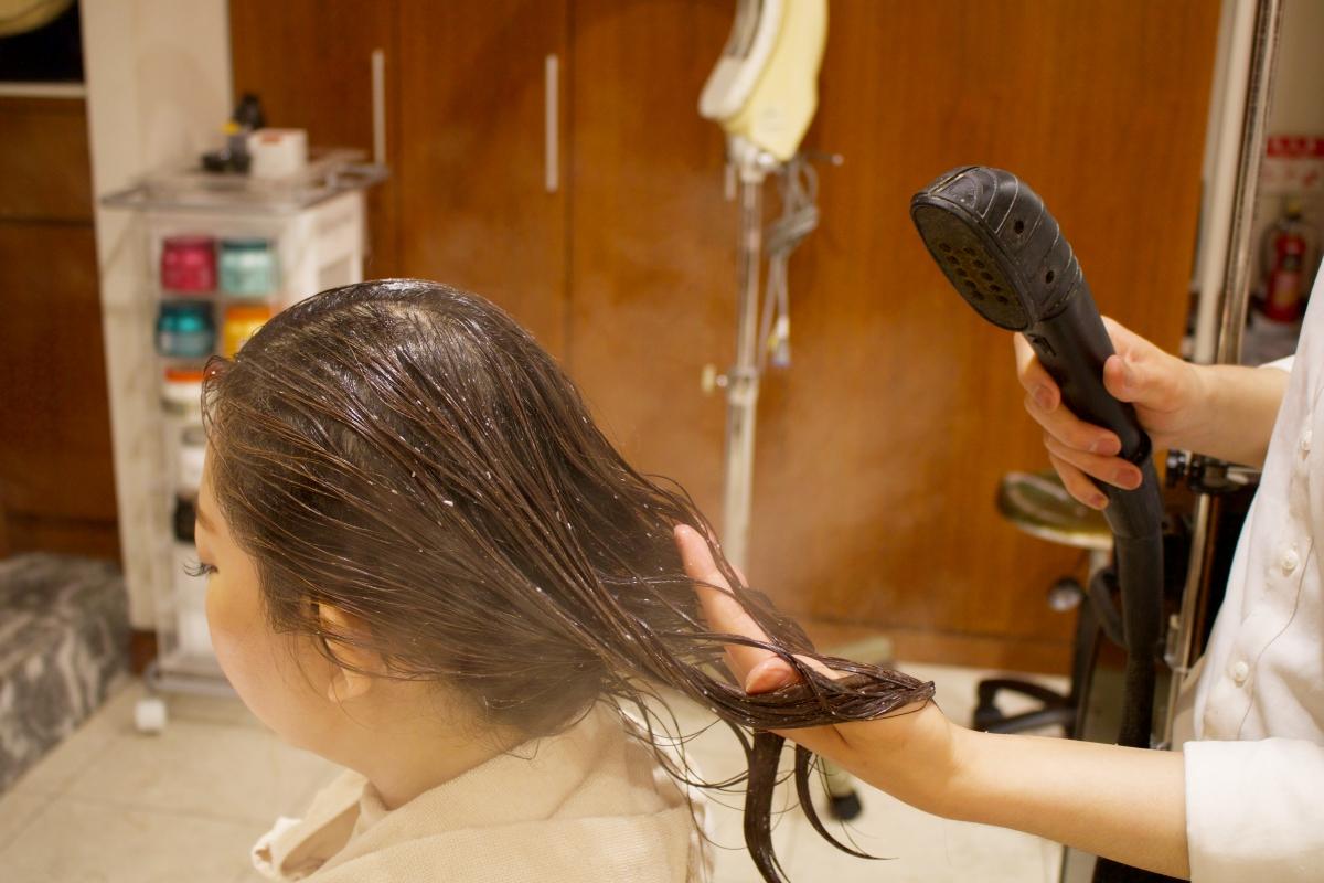 松坂屋南館『サロン ド ボーテ レイエレガンス』で浴衣を彩る夏らしいヘアアレンジを体験! - reielegance11
