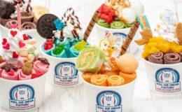 インスタ映えで話題、ロールアイス専門店「ROLL ICE CREAM FACTORY」が6/28に栄でオープン - sub10 260x160