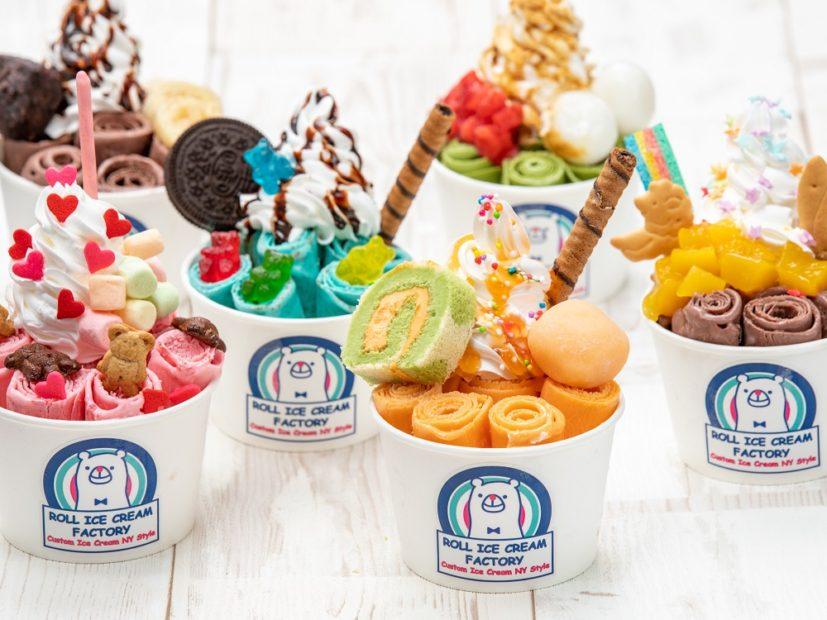 【閉店】インスタ映えで話題、ロールアイス専門店「ROLL ICE CREAM FACTORY」が6/28に栄でオープン