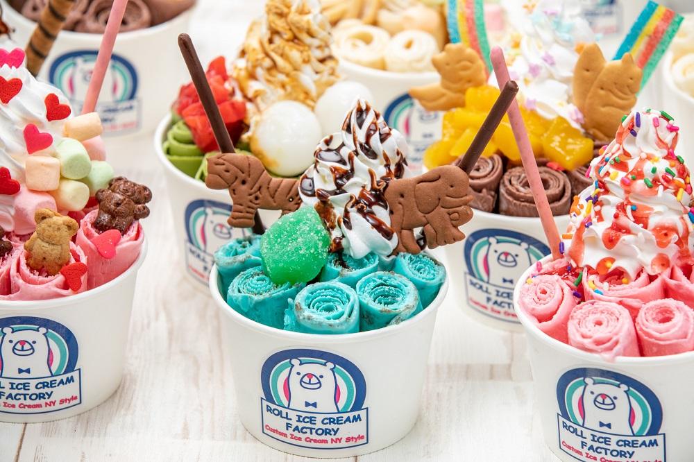 インスタ映えで話題、ロールアイス専門店「ROLL ICE CREAM FACTORY」が6/28に栄でオープン - sub11
