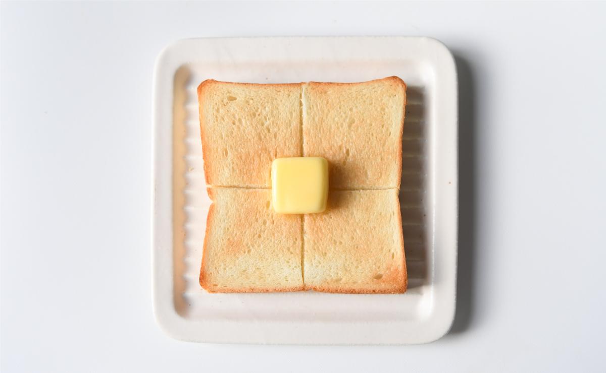 毎日食べても飽きない、焼きたて食パン専門店『ぱんみみ』 - tabekataCon04