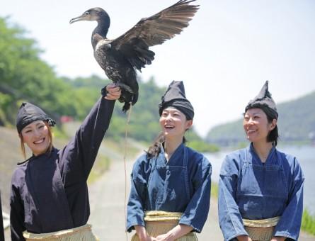 1300年続く漁法「木曽川うかい」を目の前で、犬山で夏の風物詩を楽しむ - takagi 445x340