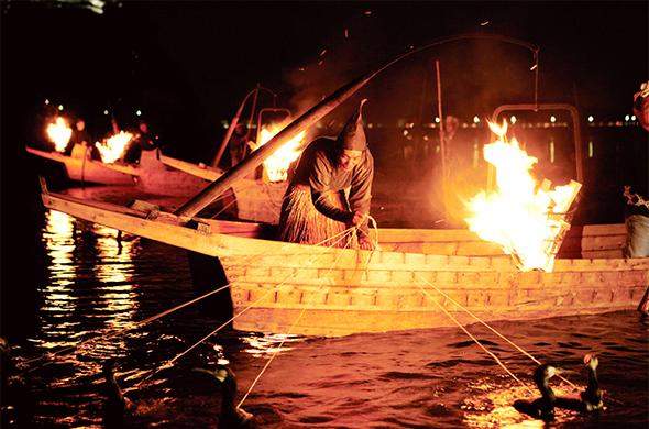 1300年続く漁法「木曽川うかい」を目の前で、犬山で夏の風物詩を楽しむ - ukai views 011