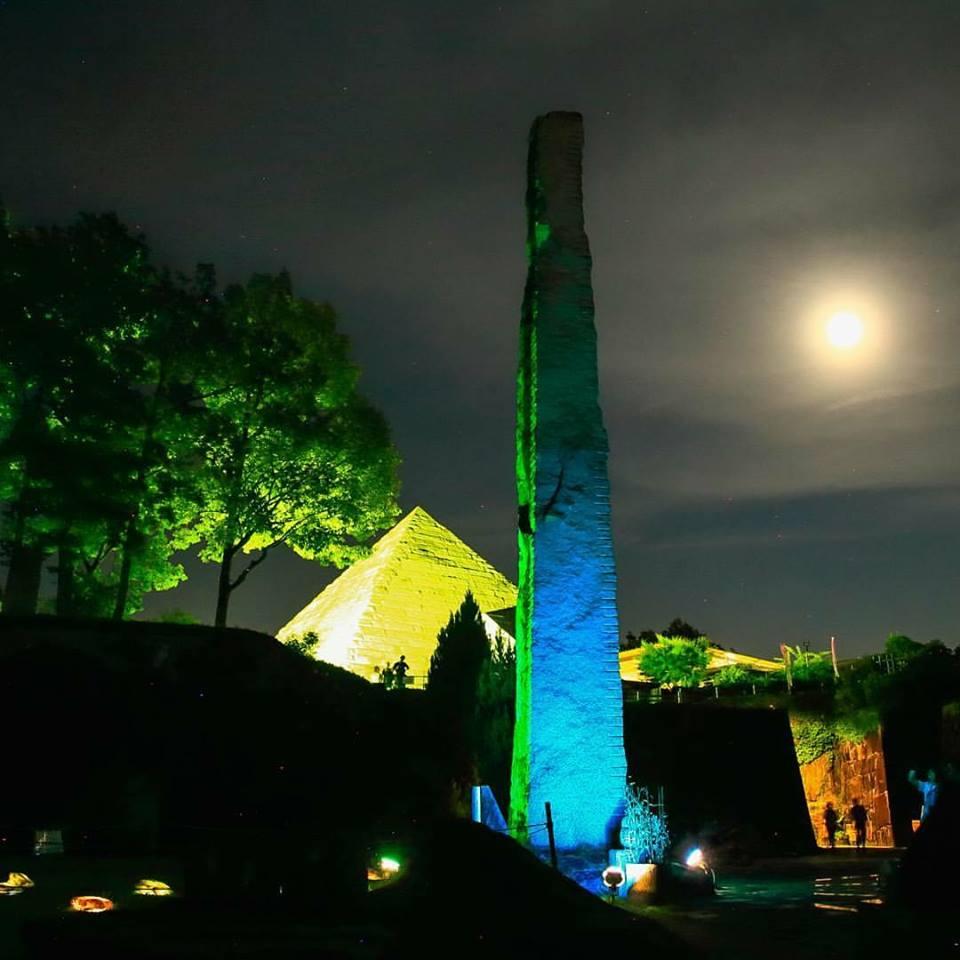七夕の夜は幻想的なライトアップを楽しむ、岐阜・中津川市「博石館」 - 19961646 1756226977751549 2125900471101994309 n