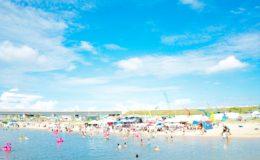 太陽にきらめく海と音楽を楽しむ!東海地区最大のビーチ音楽フェス『りんくうビーチフェス2018』が今年も開催 - DSC01917 260x160