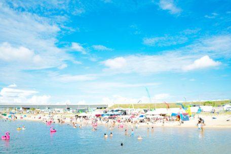 太陽にきらめく海と音楽を楽しむ!東海地区最大のビーチ音楽フェス『りんくうビーチフェス2018』が今年も開催