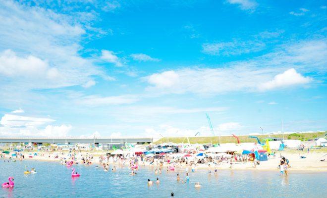 太陽にきらめく海と音楽を楽しむ!東海地区最大のビーチ音楽フェス『りんくうビーチフェス2018』が今年も開催 - DSC01917 660x400
