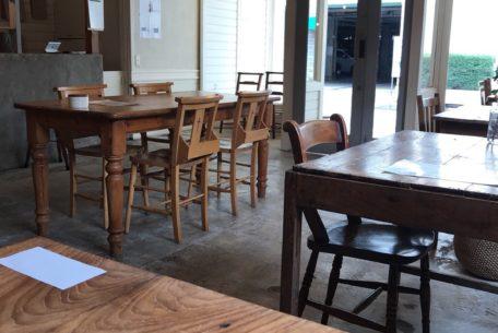 岐阜駅から徒歩5分、手作りの店内で午後のひとときをゆっくりと楽しめるカフェ『nakaniwa』