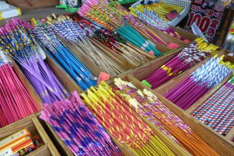 花火1本から選んで買える楽しさ!岡崎市「佐野花火店」で国産花火を満喫
