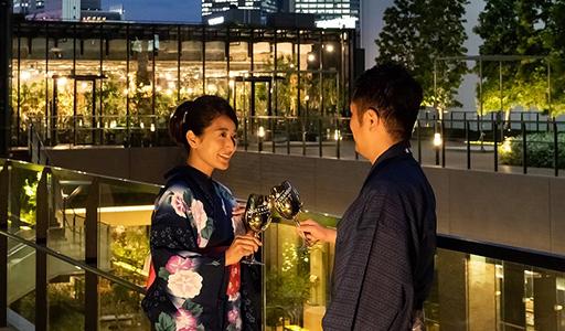 七夕の夜はシャンパンで特別な一夜を、名古屋で『SUMMER ROCKS 2018』開催! - event nagoya pic01