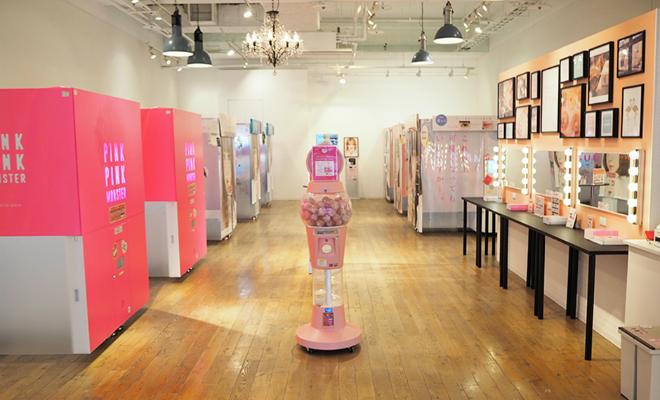 フリューのプリ機専門店『girls mignon』、オアシス21に登場! - mignon oasis21 shopimage