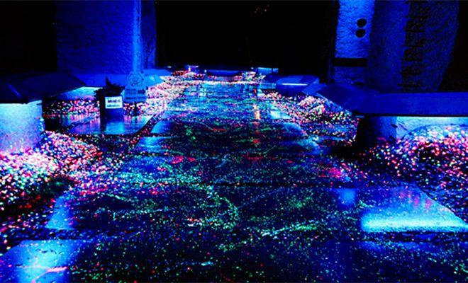 七夕の夜は幻想的なライトアップを楽しむ、岐阜・中津川市「博石館」 - nagoya 1