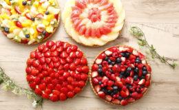 新鮮なフルーツが自慢のタルト専門店『シェリーブラン』 - top2 260x160