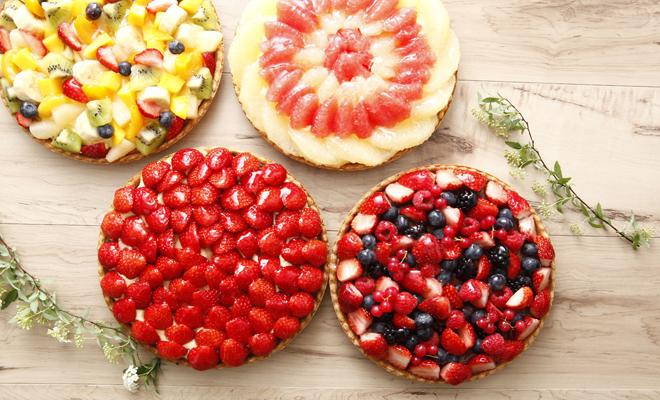 新鮮なフルーツが自慢のタルト専門店『シェリーブラン』 - top2