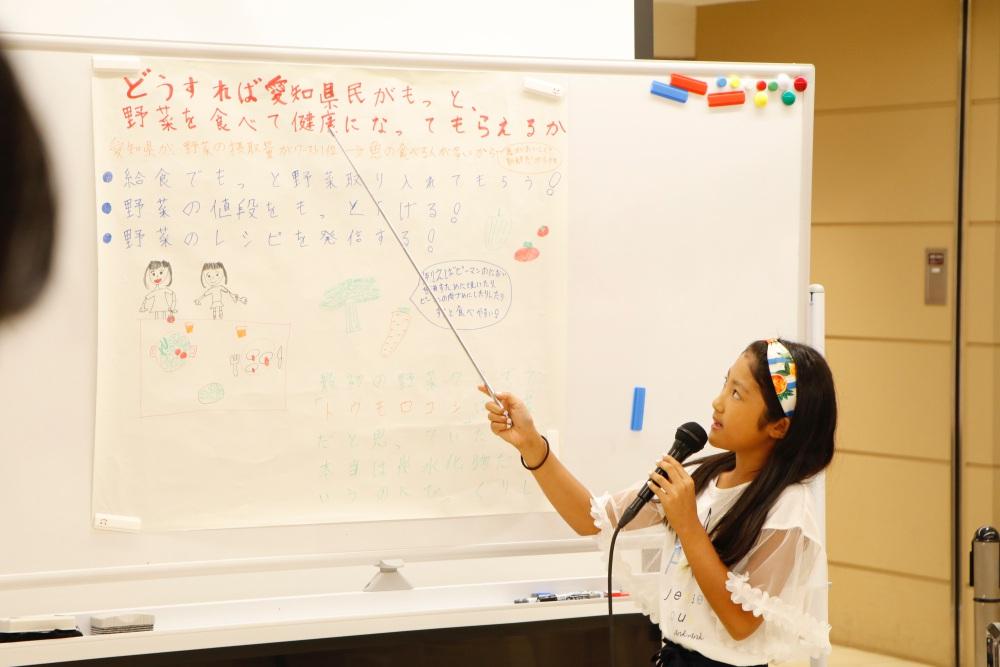 愛知県民は野菜摂取量が全国ワースト!? 故郷のピンチに小学生たちが立ち向かう - MG 6107