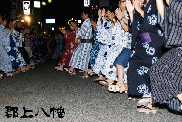 夜通し踊る「郡上おどり」。風情ある街並みで日本の夏を感じよう! - dancing large