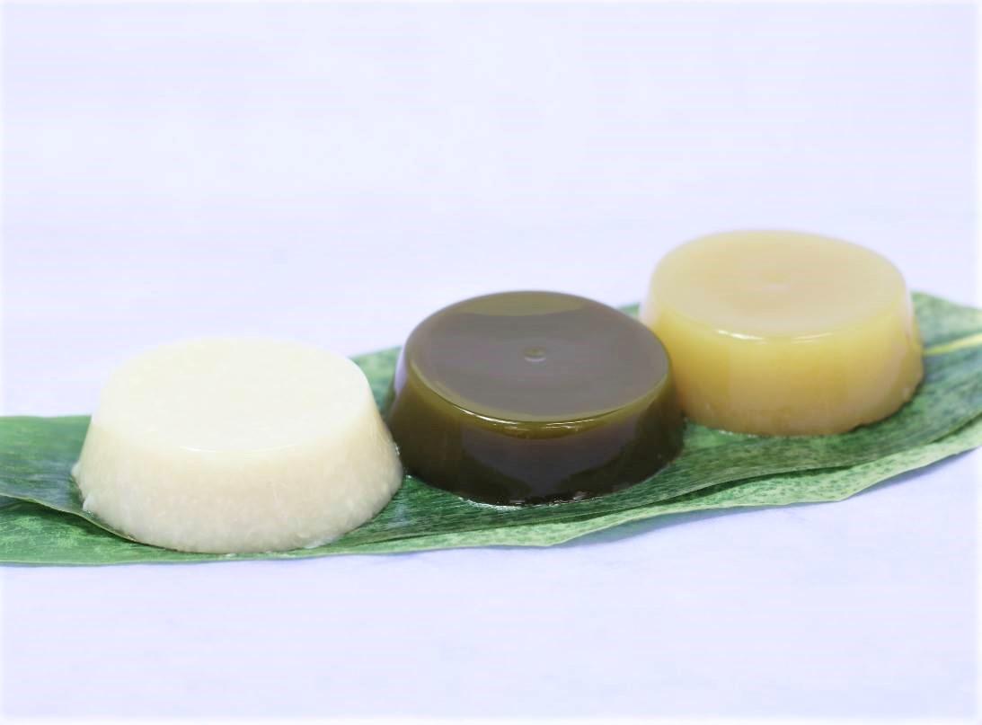 昔ながらの食材で体の中からキレイに、岡崎市『小野玉川堂』のこおりくずもち - kourikuzumochi