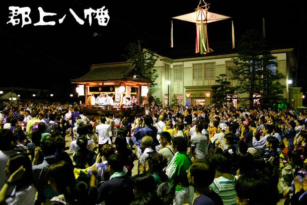 夜通し踊る「郡上おどり」。風情ある街並みで日本の夏を感じよう!