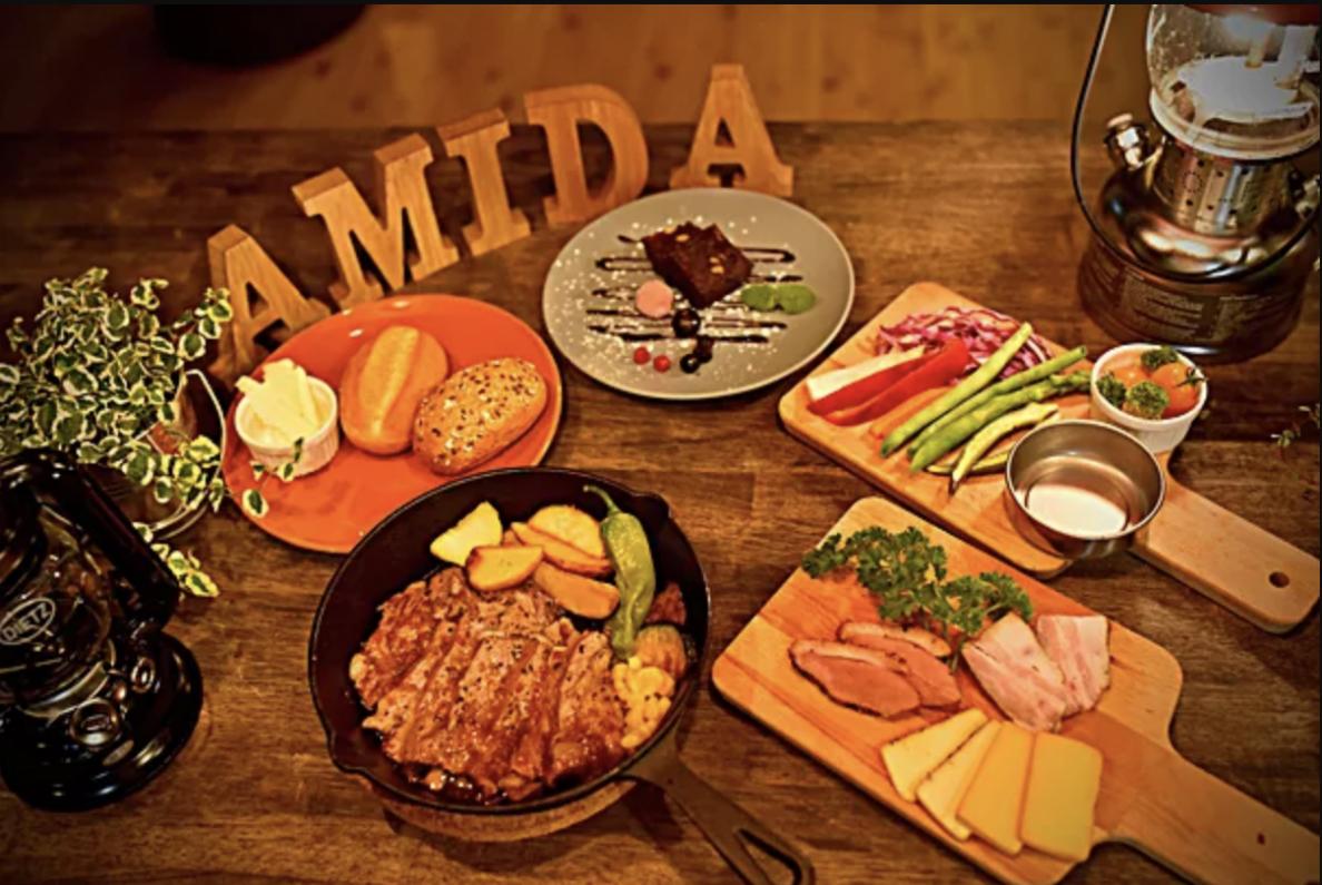 カフェもBBQも楽しめる!宿泊施設「AMIDA」で郡上の自然を満喫しよう! - 2149491a9761659af74ed9bdba2171ec