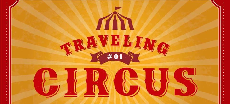 森道の熱狂が再び!ラグナシアで「TRAVELING CIRCUS」が開催!