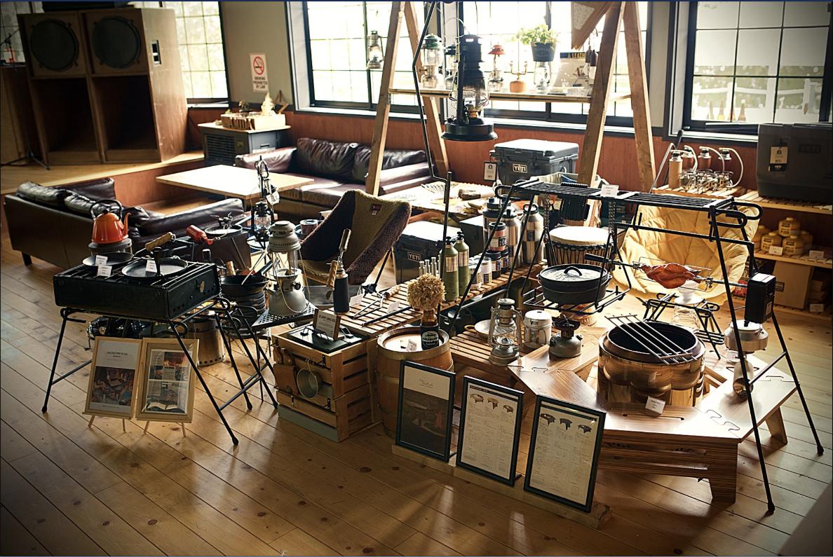カフェもBBQも楽しめる!宿泊施設「AMIDA」で郡上の自然を満喫しよう! - 952b1955c838697fa069364b101f8979 1